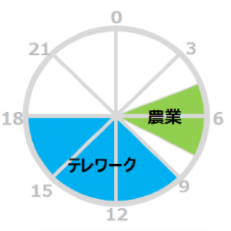 長野県須坂市内老舗温泉旅館とシャインマスカット農家が農ケーション(農業体験+ワーケーション)を実証実験